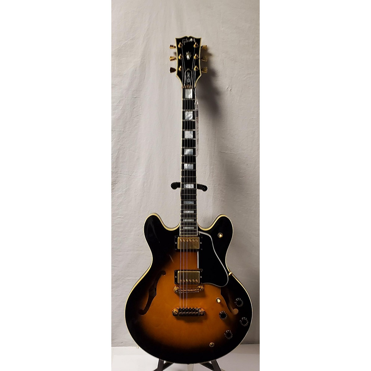 Gibson 1980 Es347 Hollow Body Electric Guitar