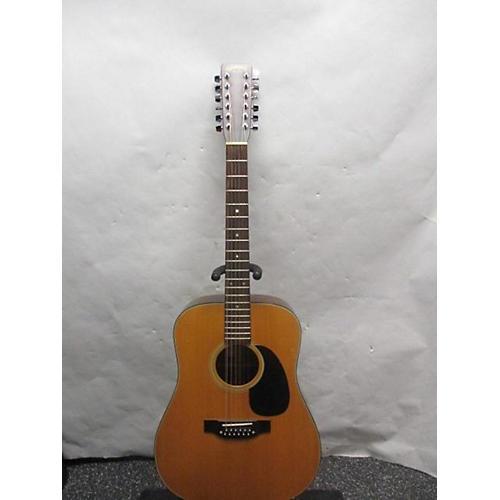 Takamine 1980 F-385 12 String 12 String Acoustic Guitar