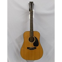 Takamine 1980 F-385 12 String Acoustic Guitar