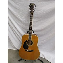 Takamine 1980 F360S-LH Acoustic Guitar