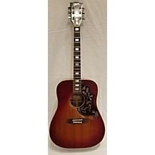 Gibson 1980 Hummingbird Acoustic Guitar