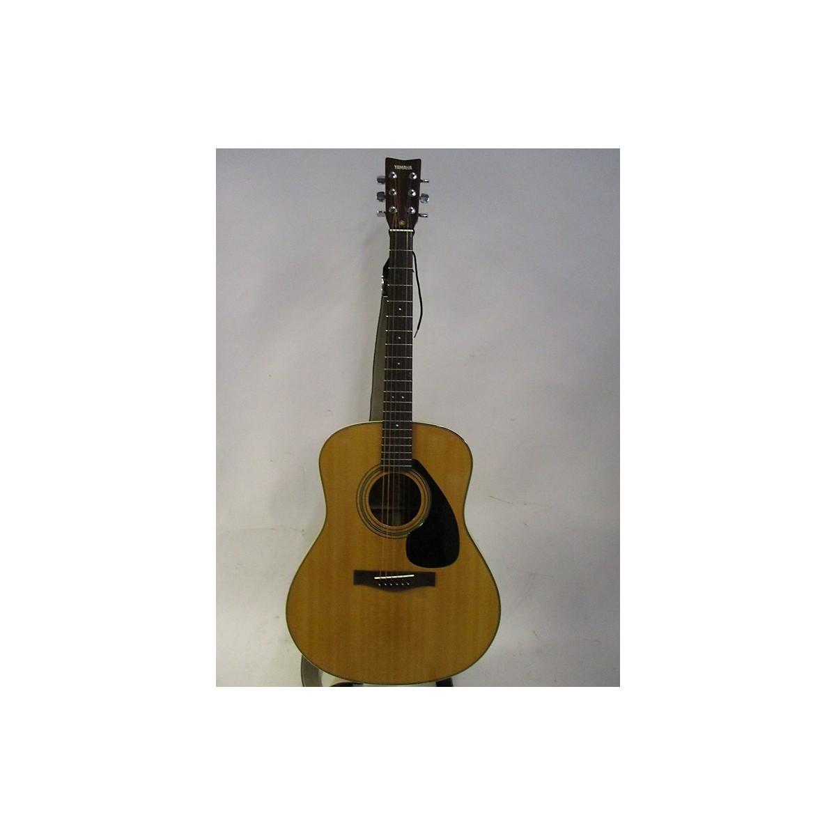 Yamaha 1980 L-5A Acoustic Guitar