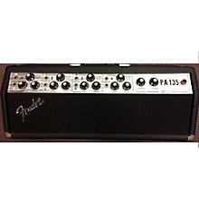Fender 1980 PA135 Keyboard Amp