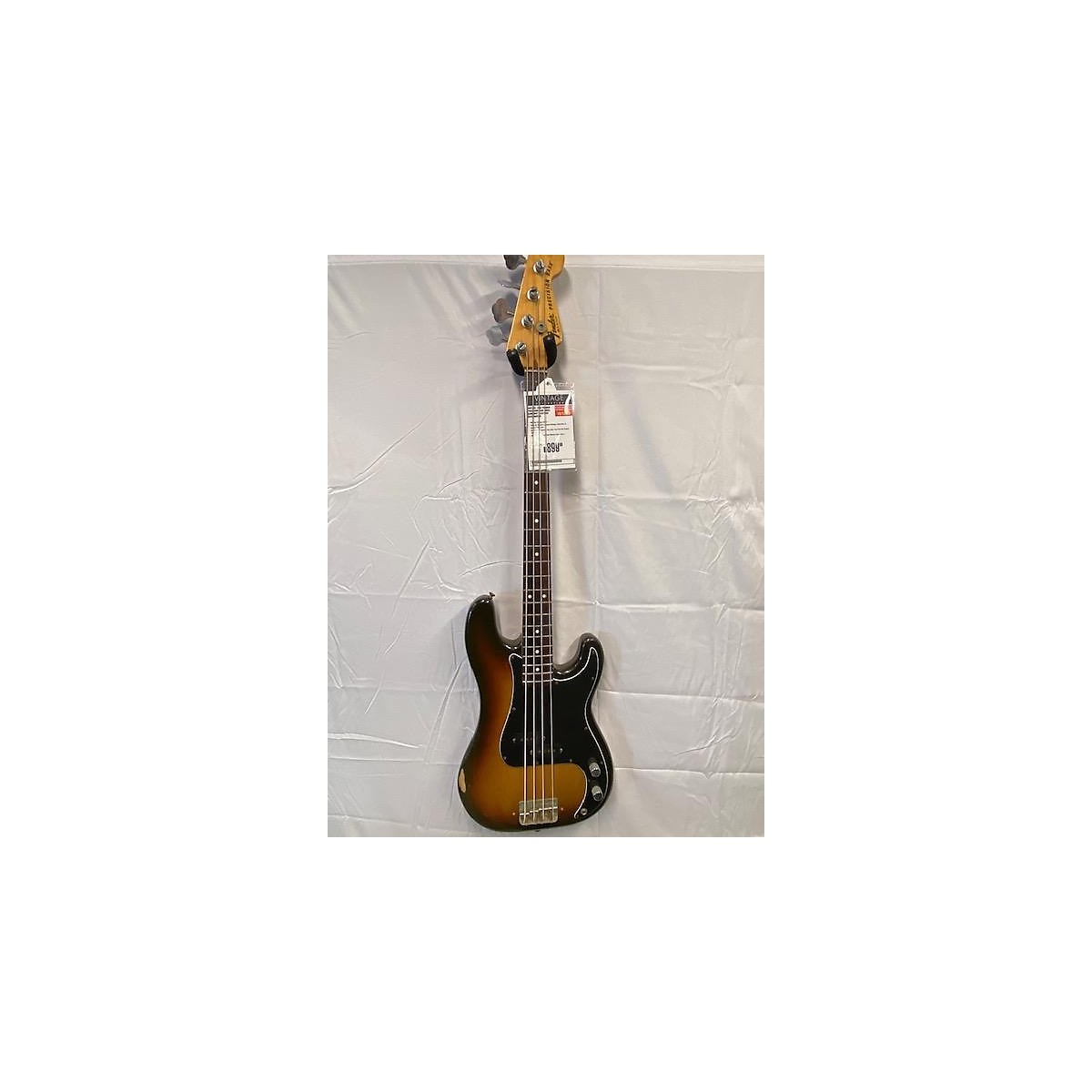 Fender 1980 Precision Bass OHSC Electric Bass Guitar