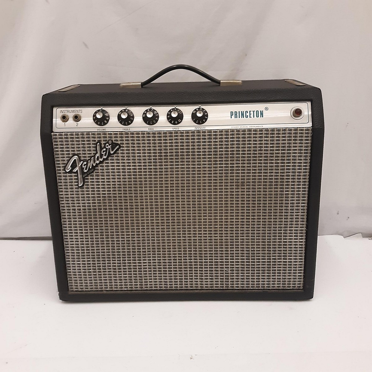 Fender 1980 Princeton Tube Guitar Combo Amp