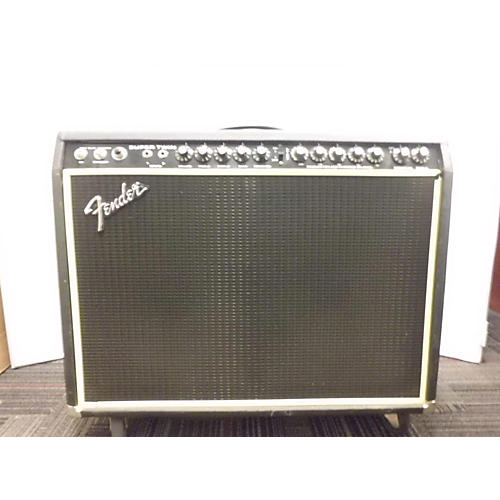 Fender 1980 Twin Reverb 2x12 Tube Guitar Combo Amp