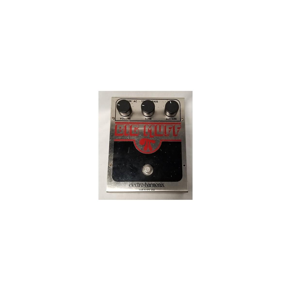 Electro-Harmonix 1980 USA Big Muff Distortion Effect Pedal