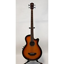 Oscar Schmidt 1980s 0B-100-SB Acoustic Bass Guitar