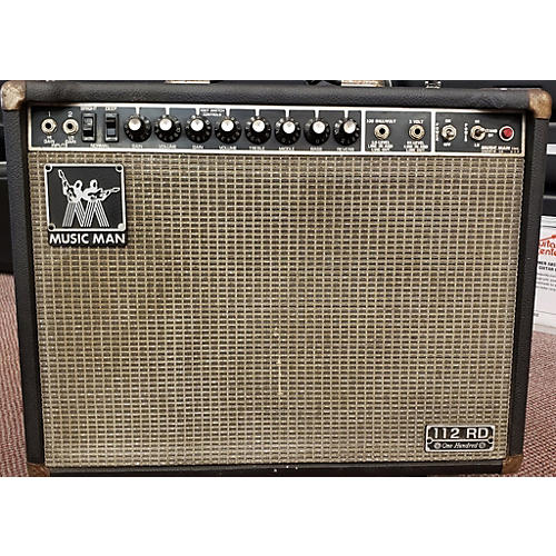 Ernie Ball Music Man 1980s 112RD Tube Guitar Combo Amp