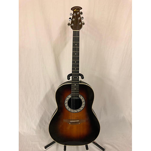 Ovation 1980s 1139 Acoustic Guitar
