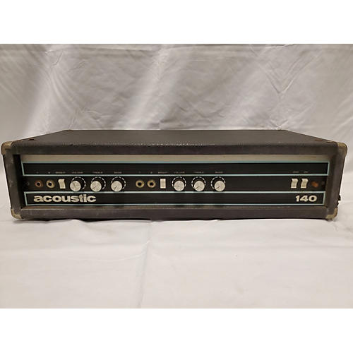 Acoustic 1980s 140 Tube Guitar Amp Head