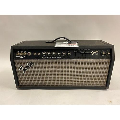 Fender 1980s 140 Tube Guitar Amp Head