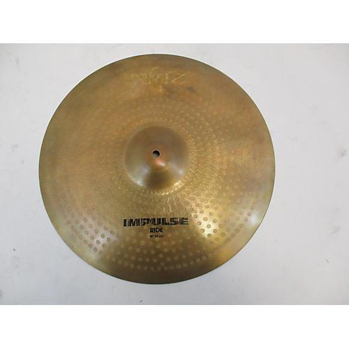Zildjian 1980s 18in Impulse Ride Cymbal
