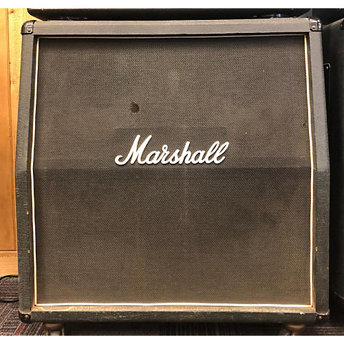 Marshall 1980s 1960A 4x12 Cab Guitar Cabinet