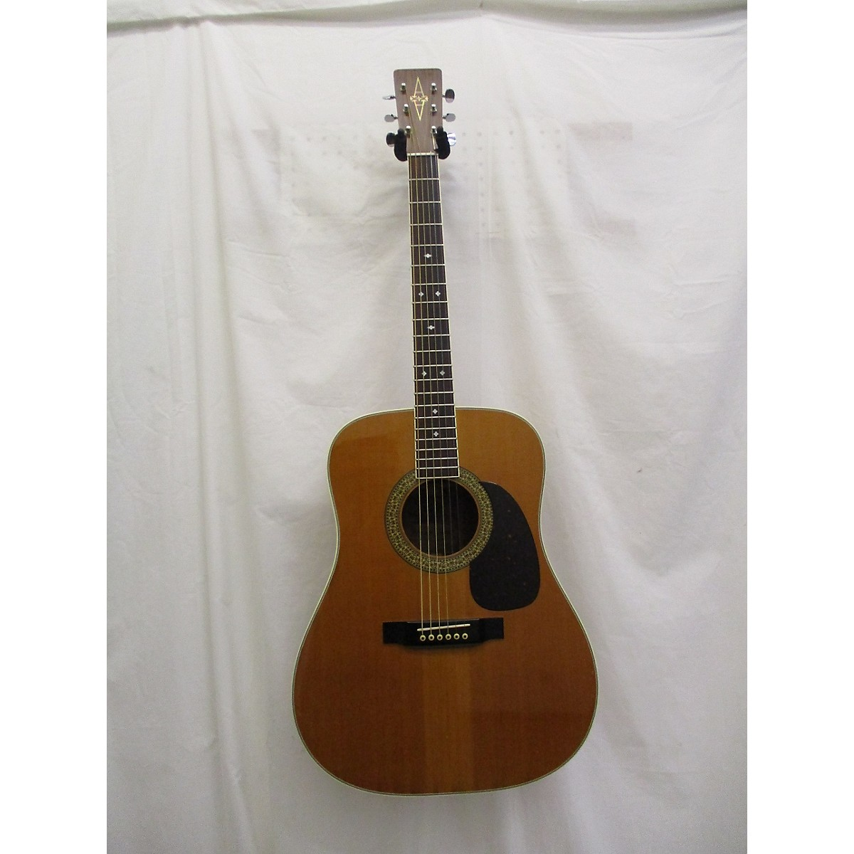 Alvarez 1980s 1980 Alvarez Model 5065 Acoustic Electric Guitar