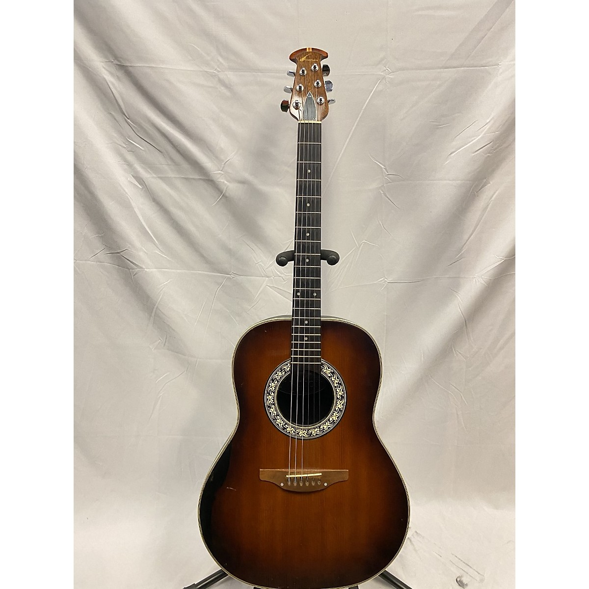 Ovation 1980s 1980'S 1121-1 Acoustic Guitar