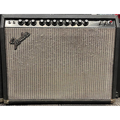 Fender 1980s 1980'S FENDER CONCERT AMP Tube Guitar Combo Amp