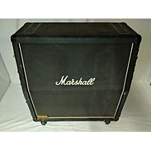 Marshall 1980s 1980S MARSHALL 1960A 4X12 Guitar Cabinet
