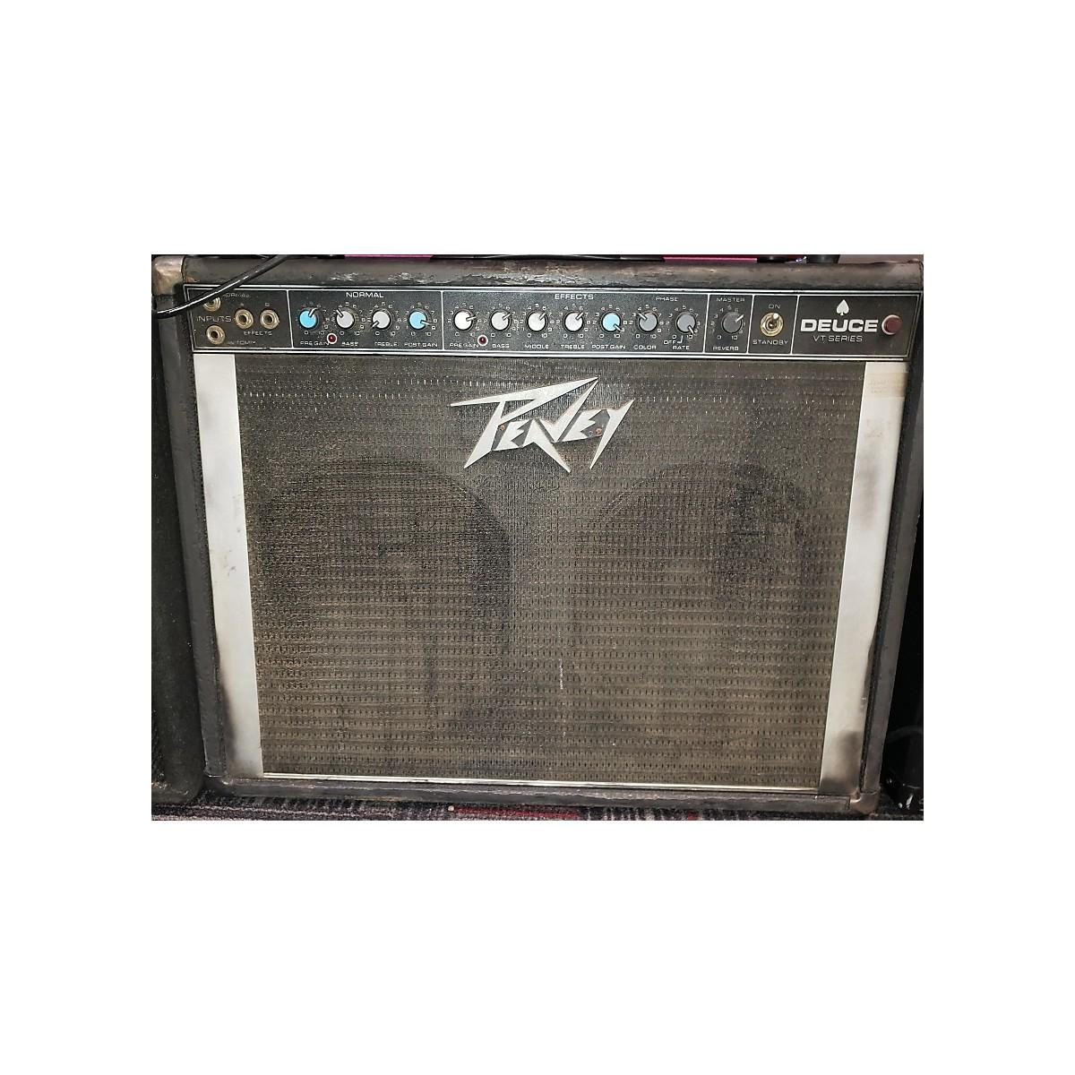 Peavey 1980s 1980'S Peavey Deuce Combo Amp Tube Guitar Combo Amp