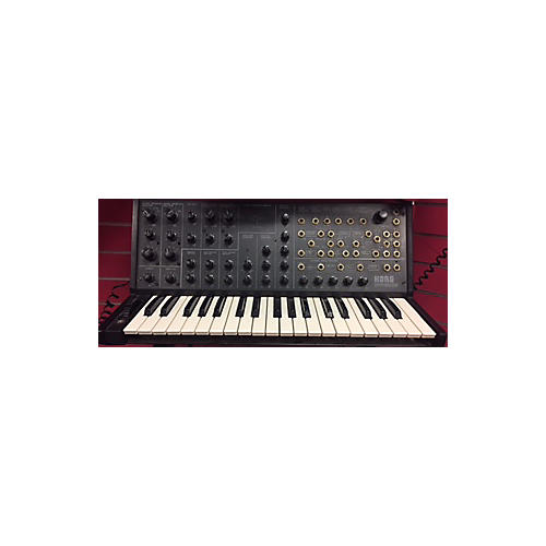 Korg 1980s 1980's KORG MS-20 Synthesizer