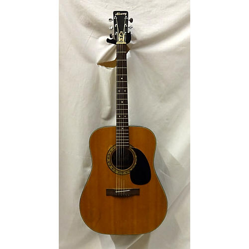 Alvarez 1980s 5022 Acoustic Guitar