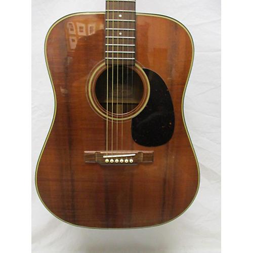Alvarez 1980s 5040 Koa Anniversary Acoustic Guitar