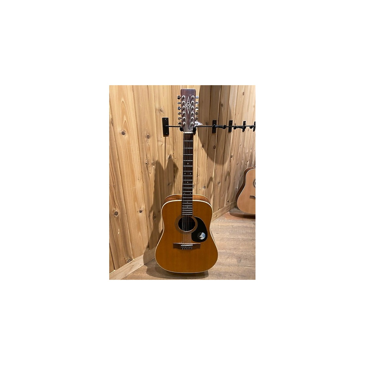 Alvarez 1980s 5054 12 String Acoustic Guitar