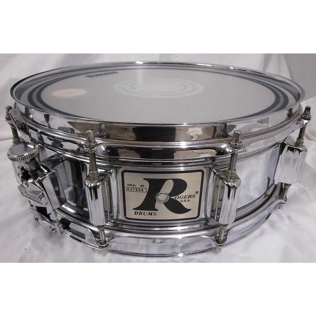 Rogers 1980s 5X14 Powertone Big R Drum