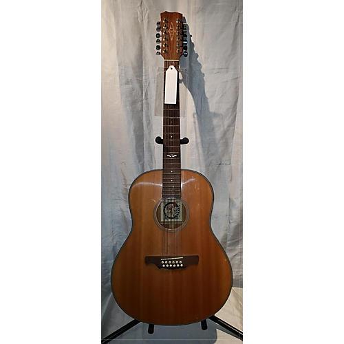 Alvarez 1980s Artist 5037 12 String Acoustic Guitar