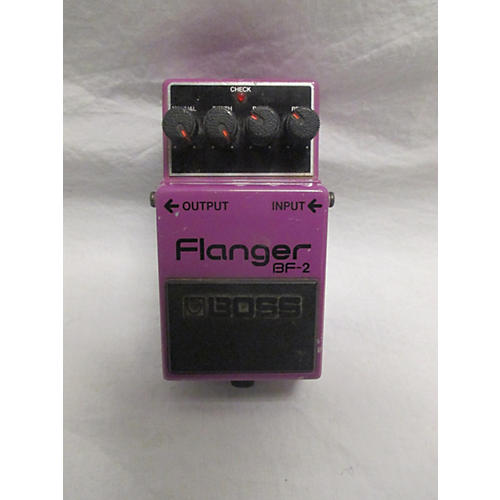 Boss 1980s BF2 Flanger Effect Pedal