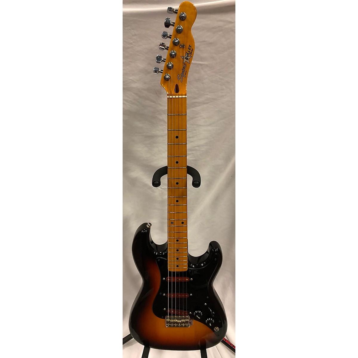 Squier 1980s BULLET 1 Solid Body Electric Guitar