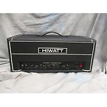 Hiwatt 1980s Bass 100 Tube Guitar Amp Head