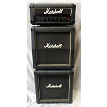 Marshall 1980s Bass Micro Stack Black Bass Combo Amp
