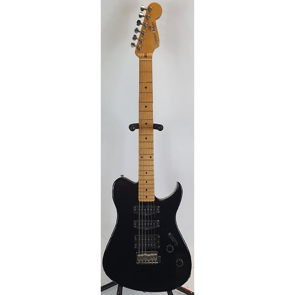 Squier 1980s Bullet HST Solid Body Electric Guitar