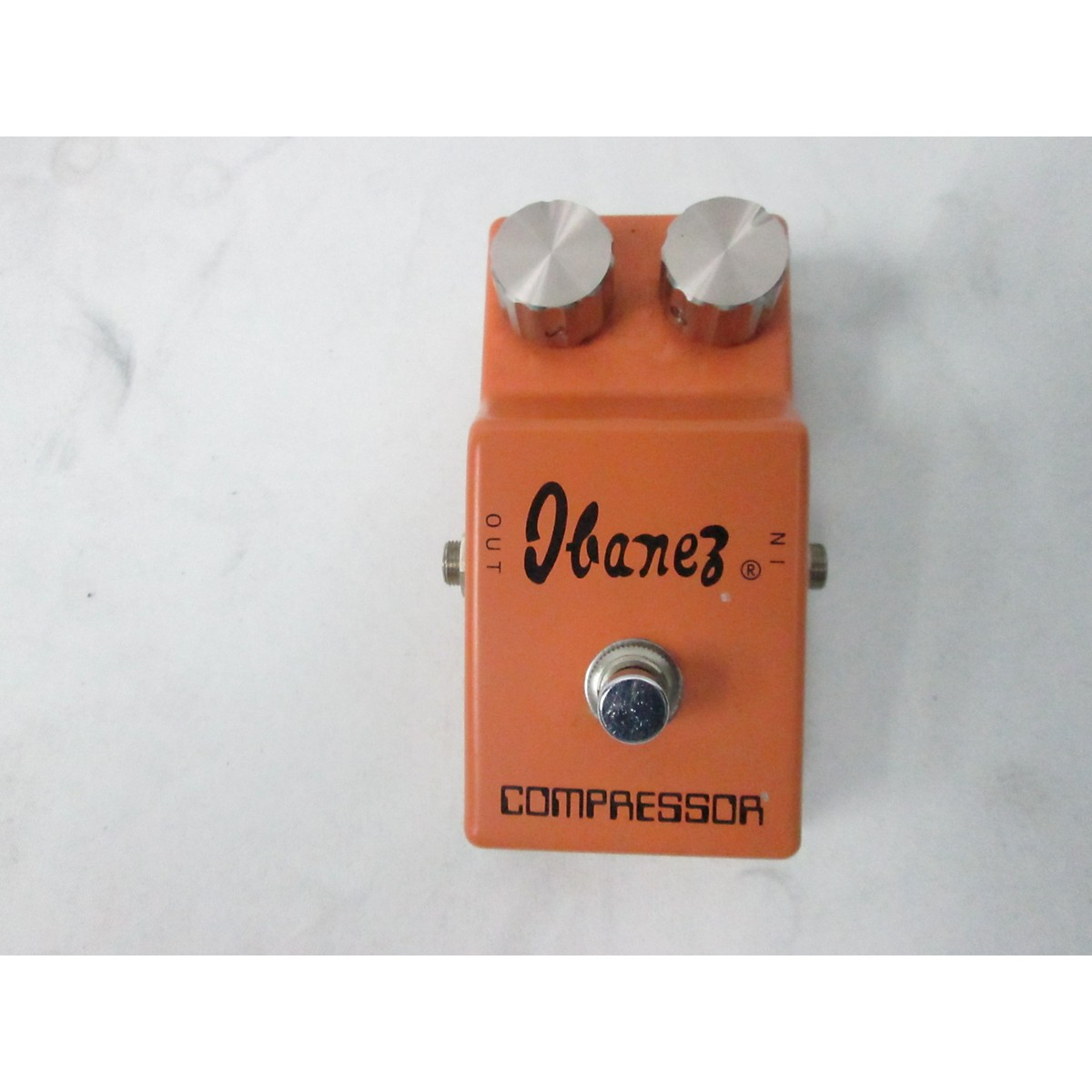 Ibanez 1980s CP-830Compressor Effect Pedal