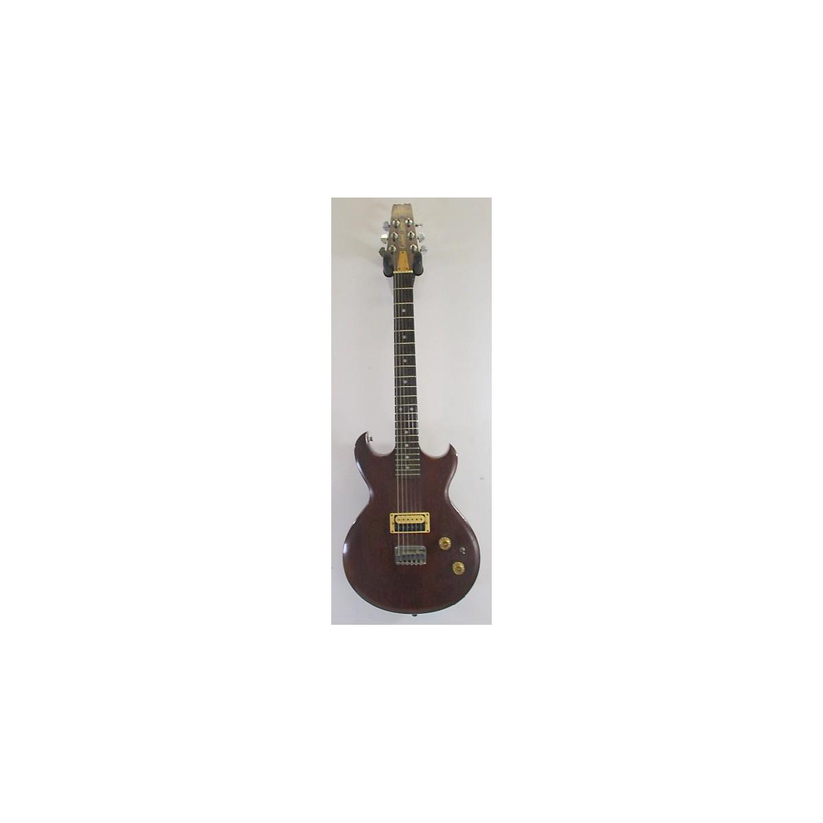 Aria 1980s Cardinal Solid Body Electric Guitar