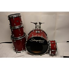 Slingerland 1980s Classic Rock Outfit Drum Kit