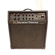 Seymour Duncan 1980s Convertable 100 Tube Guitar Combo Amp