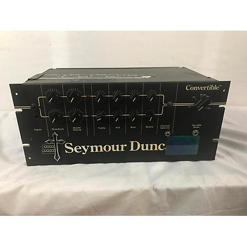 Seymour Duncan 1980s Convertible 100W Tube Guitar Amp Head