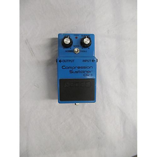 Boss 1980s Cs-1 Effect Pedal
