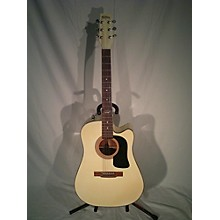 Washburn 1980s D12CE Acoustic Electric Guitar