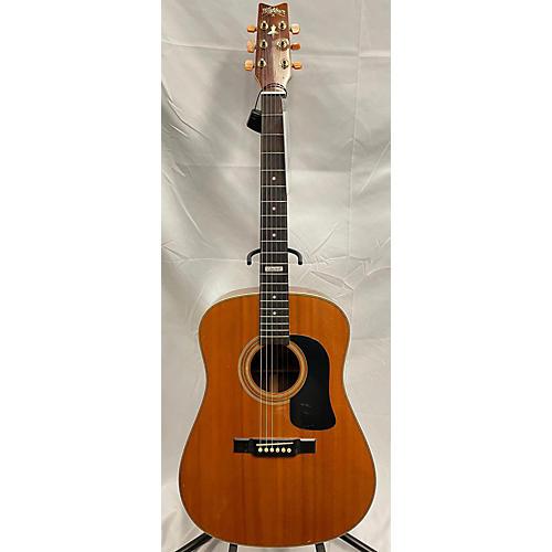 Washburn 1980s D24S Acoustic Guitar
