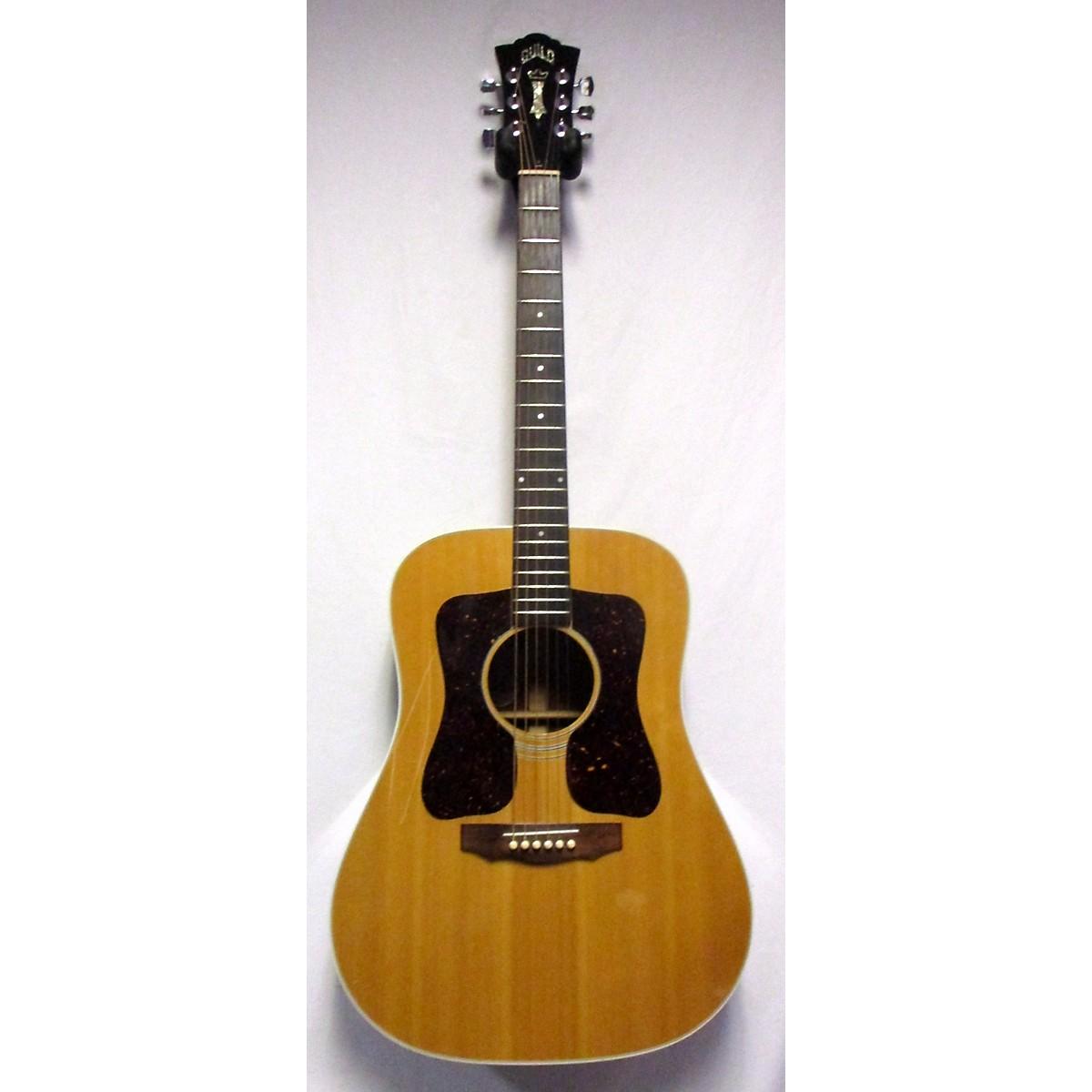Guild 1980s D40 Acoustic Guitar