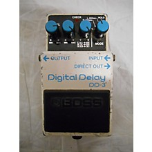 Boss 1980s DD-3 Effect Pedal