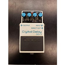 Boss 1980s DD3 Digital Delay Effect Pedal