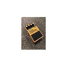 Boss 1980s DF2 Super Feedbacker And Distortion Effect Pedal