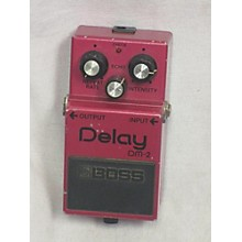 Boss 1980s DM-2 Effect Pedal