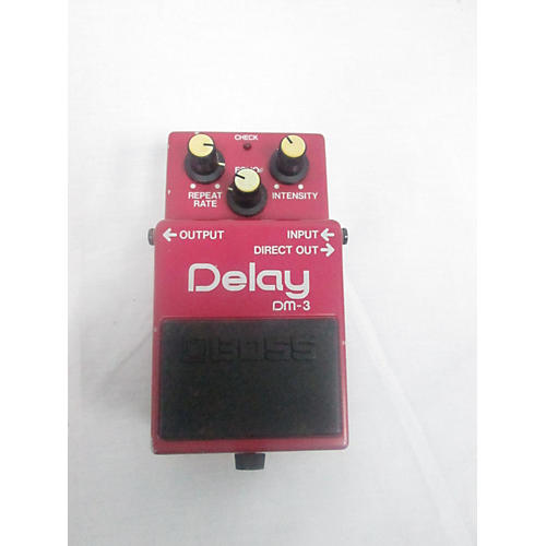 Boss 1980s DM-3 Effect Pedal