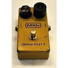 MXR 1980s Distortion + Black Logo Effect Pedal