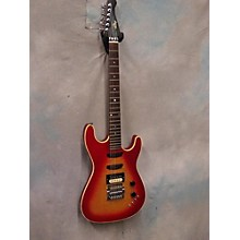 The Heritage 1980s Double Cut Solid Body Electric Guitar